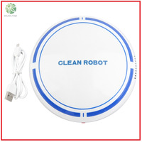 2018 Duolvqi Rechargeable Smart Sweeping Robot Slim Sweep Suction Drag One Machine Small Mini Vacuum Cleaner