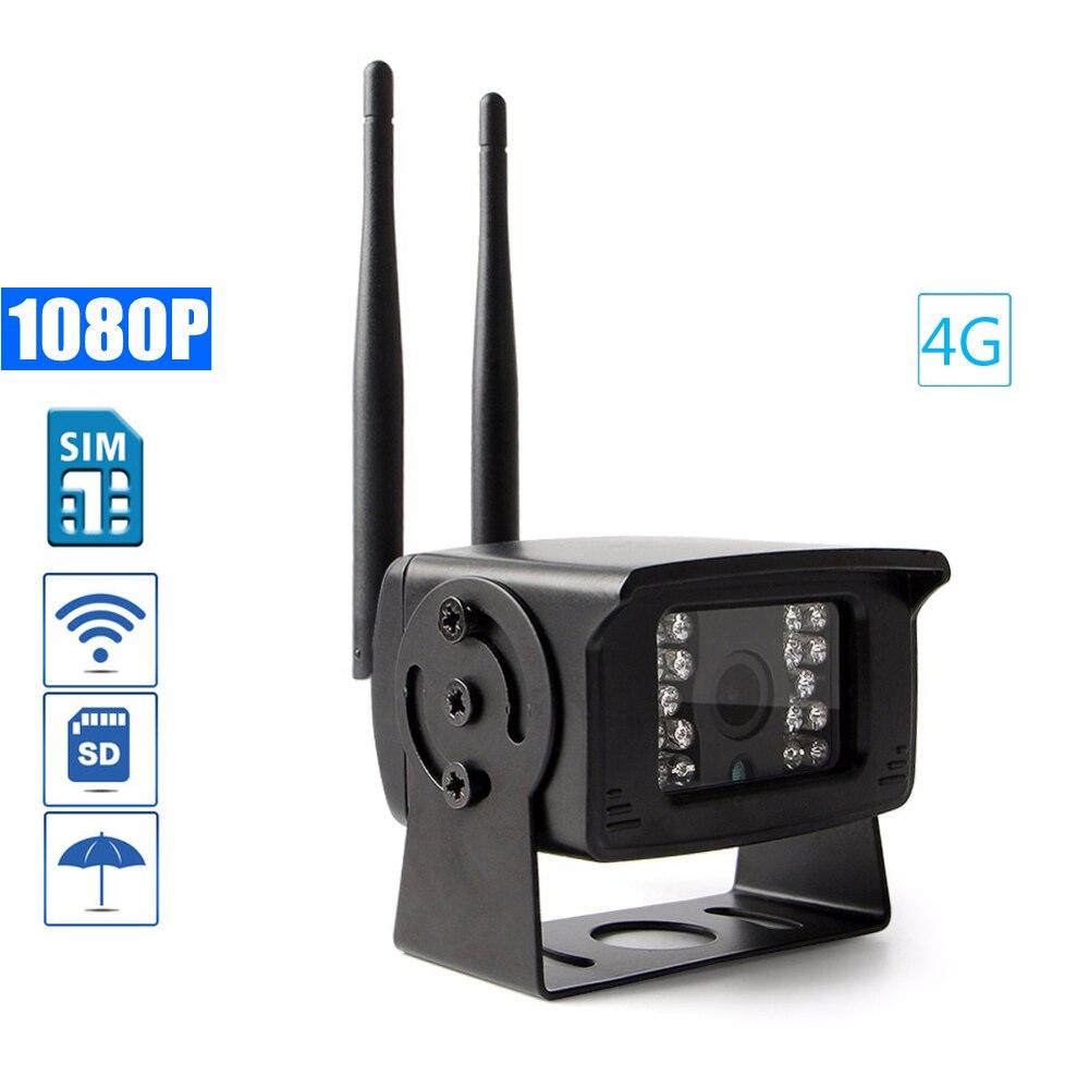 OwlCat HD 1080P IP Camera Wifi Outdoor Waterproof 4G 3G SIM Card 2 0MP SD Slot