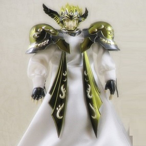 Myth Model Saint Seiya Specters Myth surplice Cloth God of Death/Sleep Metal armor Thanatos Collection Model Toys 18cm bandai japan version model toys saint seiya cloth myth ex specters shura surplice action figurine toy for children boys gift