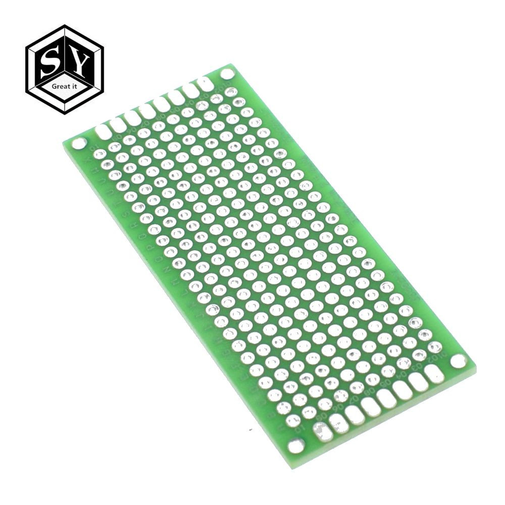 Proto Shield Prototype Expansion Board With Syb 170 Mini Breadboard Gallery Power Supply Diy Kit Buildcircuit 10pcs Lot 3cm X 7cm Double Side Pcb 37