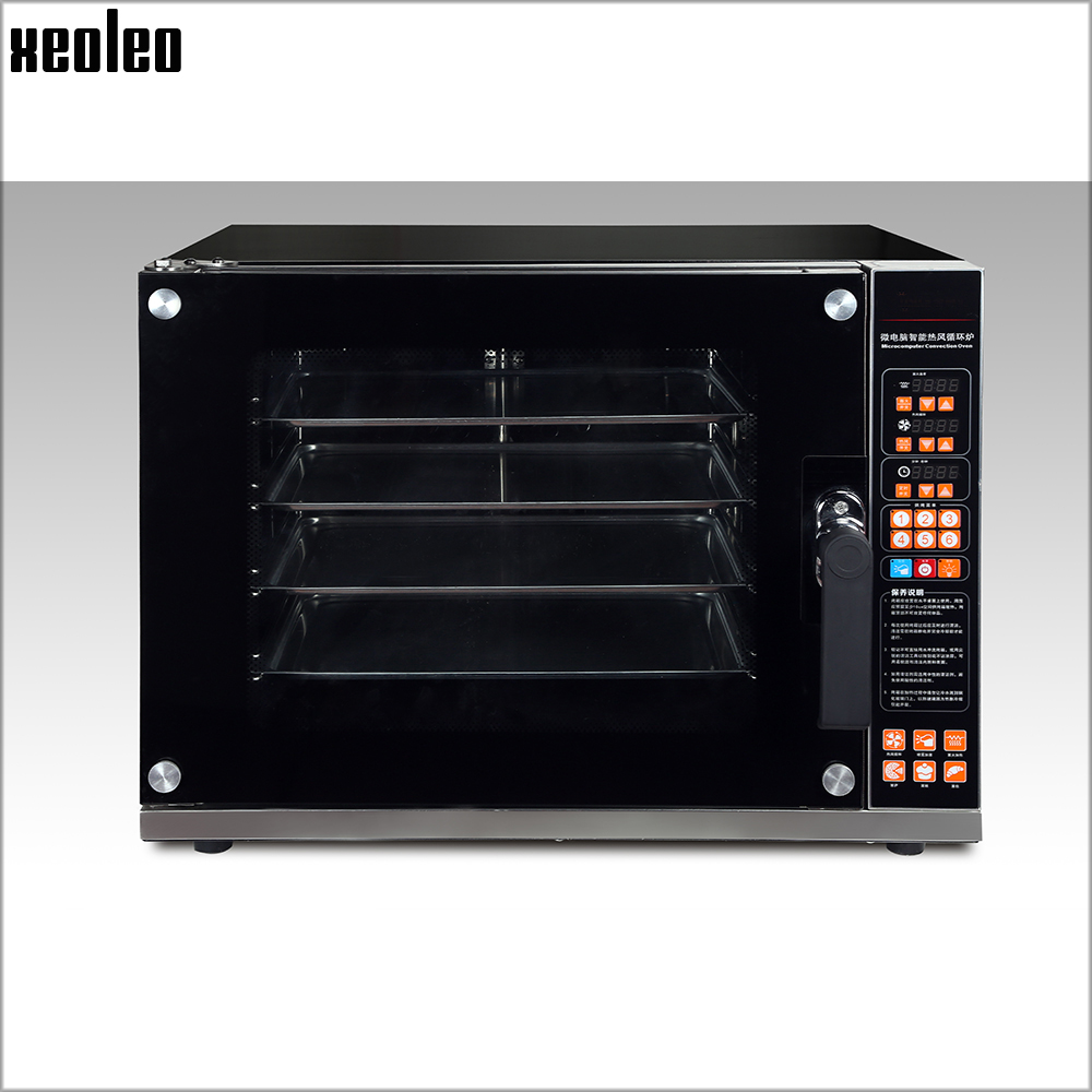 Xeoleo Konvektion Ofen Elektrische Backofen Backer Maschine Mit