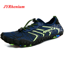 JYRhenium 2019 New Unisex 35-46 Men Running Shoes Socks Ultra Light Air Mesh Breathable Woman Yoga Jogging Training