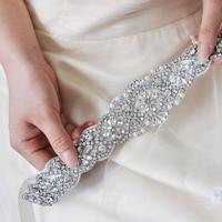 NZUK Headwear Vintage Crystals Hair 2018 Bridal Hats Pearls Flowers Beaded Handmade for Brides Wedding Accessories H161B