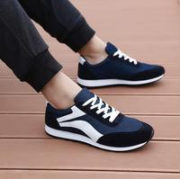 Sport 2016 Running Shoes Lovers Women Men Breathable Sports Sneakers Light Air Canvas Flat Jogging Tennis