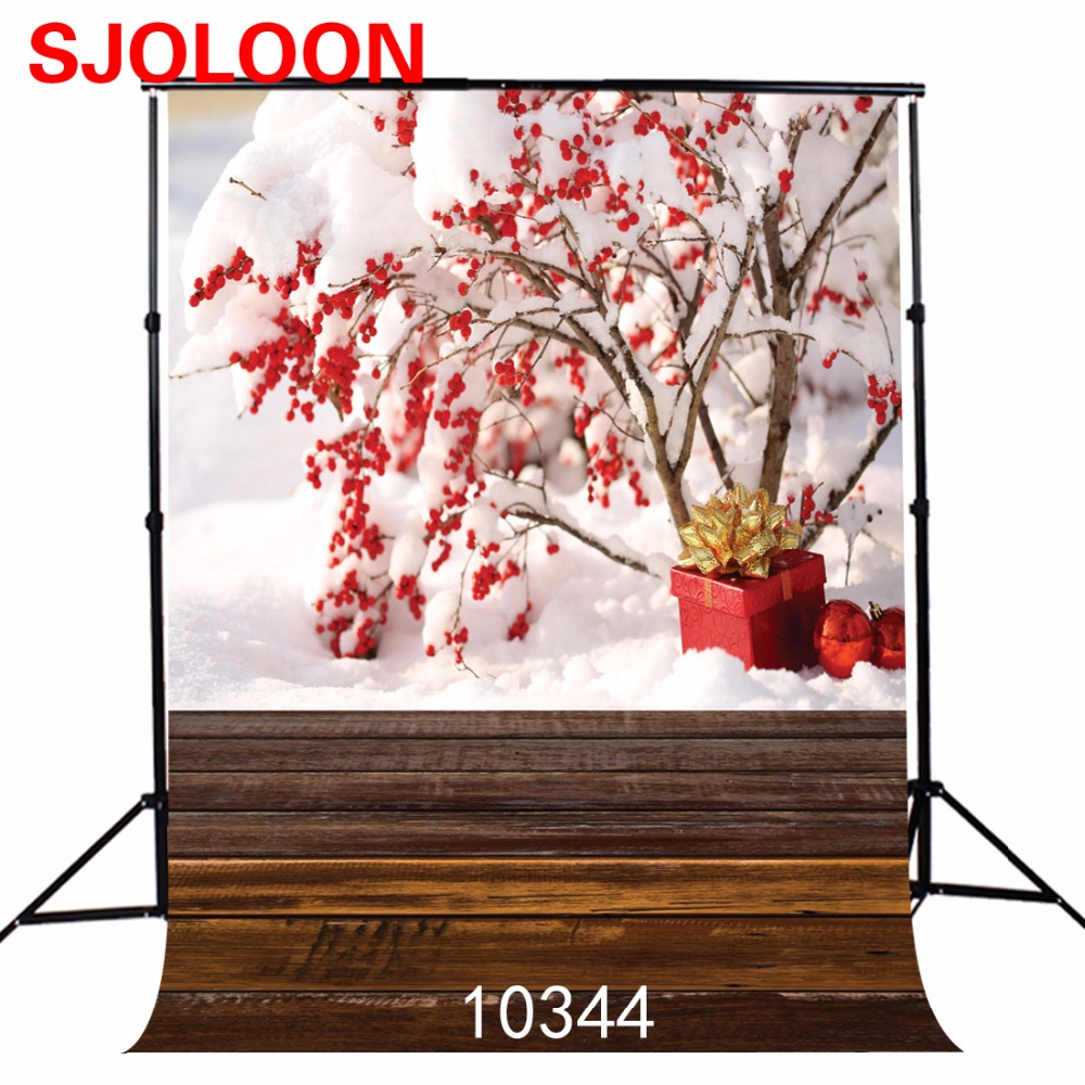 SJOLOON Snow photo background Gift box christmas ball Photography-studio-backdrop  Fond studio photo vinyle Foto background sjoloon new year fireworks photography background background photograph achtergronden voor fotostudio fond studio photo vinyle