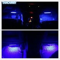 Tancarrey 180' Adjustable LED Chips Vehicle Neon Lamp For Volkswagen VW Polo Passat B5 B6 CC Golf 4 5 6 7 Touran T5 Tiguan Bora