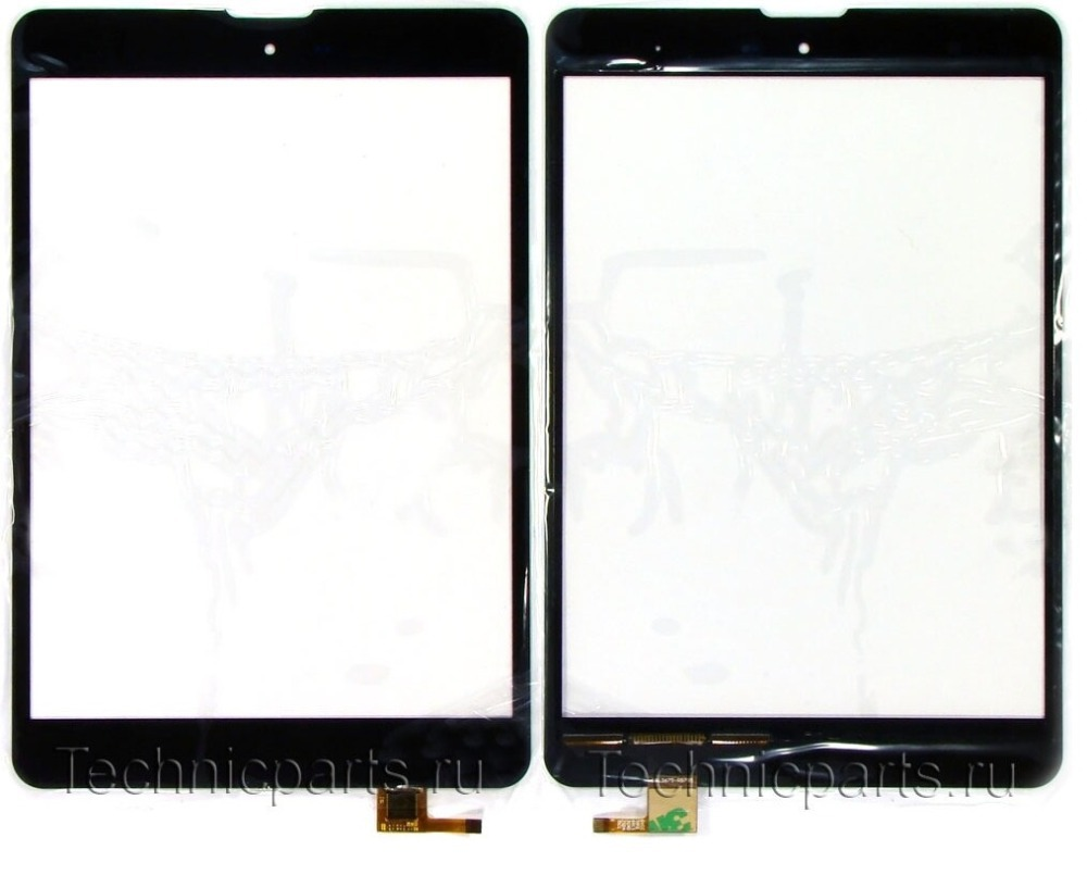 New 7.85 inch Digitizer Touch Screen Panel glass For SUPRA M826G (P/N:GSL3675-RB785) Tablet PC Free Shipping