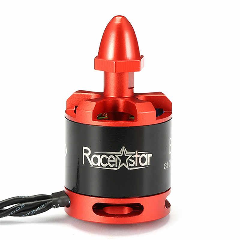 Racerstar 2216 BR2216 810KV Edición de carreras 2-4 S Motor sin escobillas para 350 380 400 450 Kit de Marco RC multicopter modelos parte