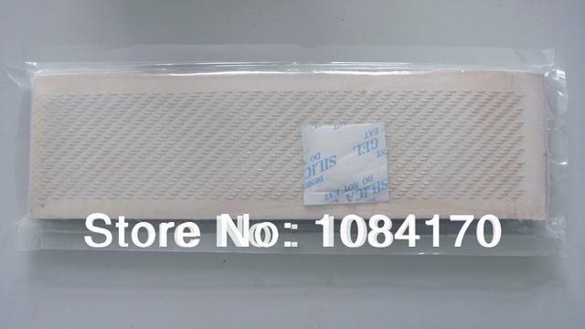 1 Par/lote 35 cm * 9 cm Desenhar Mat Desenho Esteiras Perucas da Extensão Do Cabelo Fio de Tecelagem