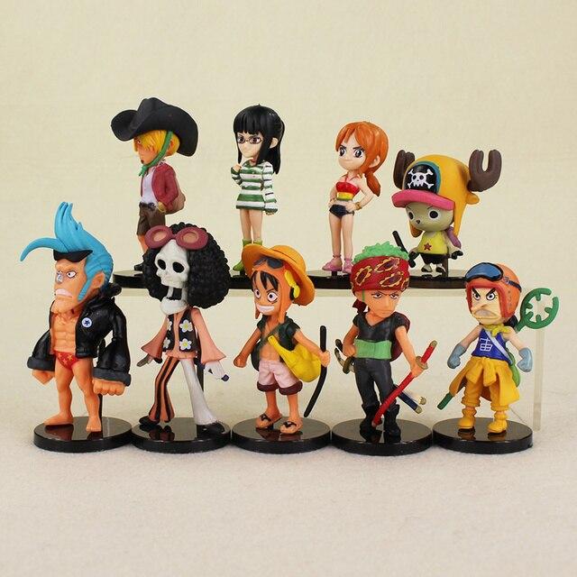 Pacote-9-Bonecos-One-Piece-PVC-10cm-1