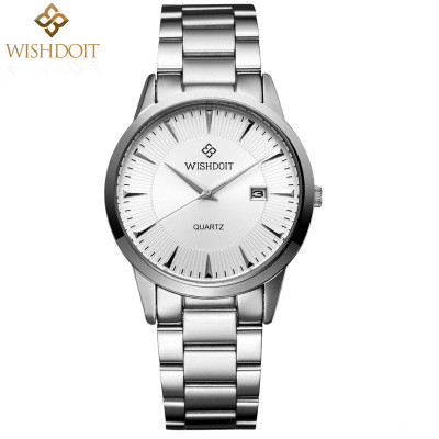 купить Watches Women Luxury Brand Reloj mujer Stainless Steel Quartz Watch Ladies Casual Fashion Waterproof Wristwatch relogio feminino по цене 1838.7 рублей