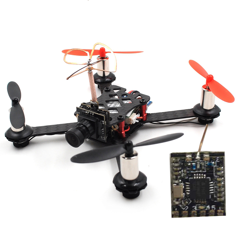 Indoor Interior Traversing Machine Tiny Mini 90mm Micro FPV Racing ...