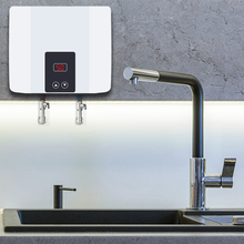 Instant Tankless Electric Water Heater W