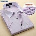 Hombres camisas mens fancy shirts colour shirt dress striped cotton clothes tuxedo trends short shirts plus size british style