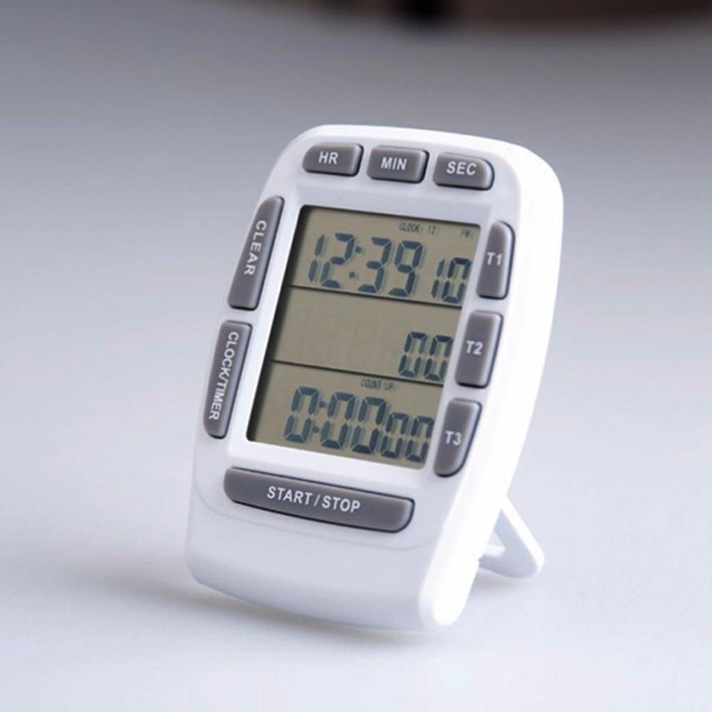 Handschrift Labor Lernen Contest Kochen Schönheit Magne Kochen Timer Laut Alarm Timer Digitale Küche Timer Große Led-anzeige