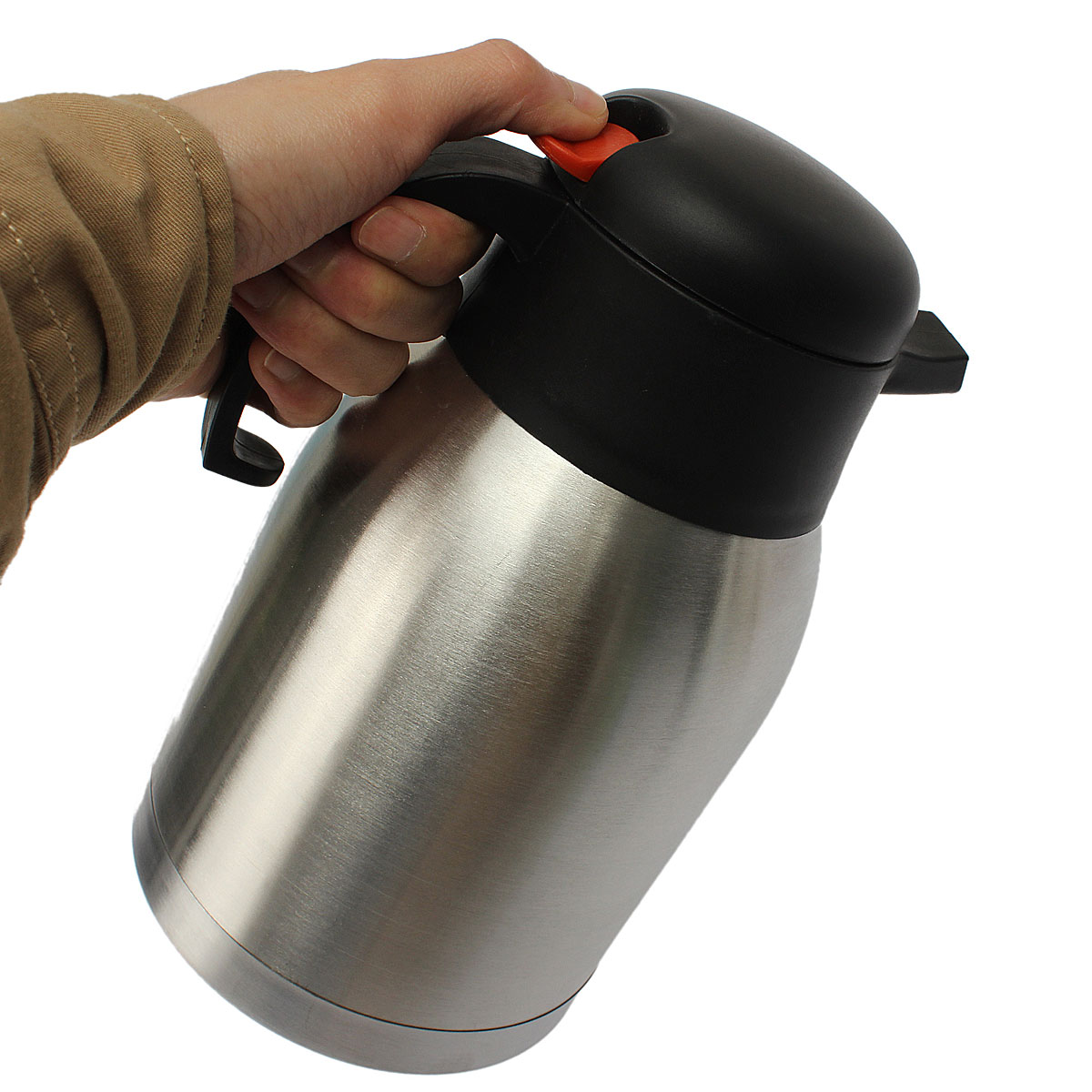New Arrival 1 5L High capacity Home Stainless Steel Vacuum Insulated Water Bottle Heat Water Pot