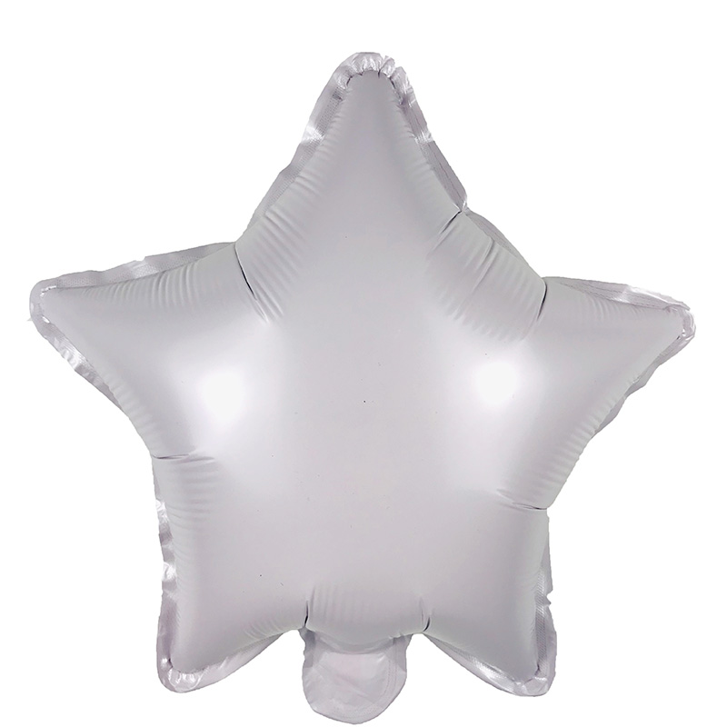 10pcs/lot 10 inch Five-Pointed Star Foil Balloon For Baby Shower And Wedding Decorations 17