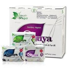 19Pack Feminine Hygiene Product Shuya Sanitary Towels Organic Cotton Anion Pads Anion Sanitary Napkin Panty Liners Sanitary Pads