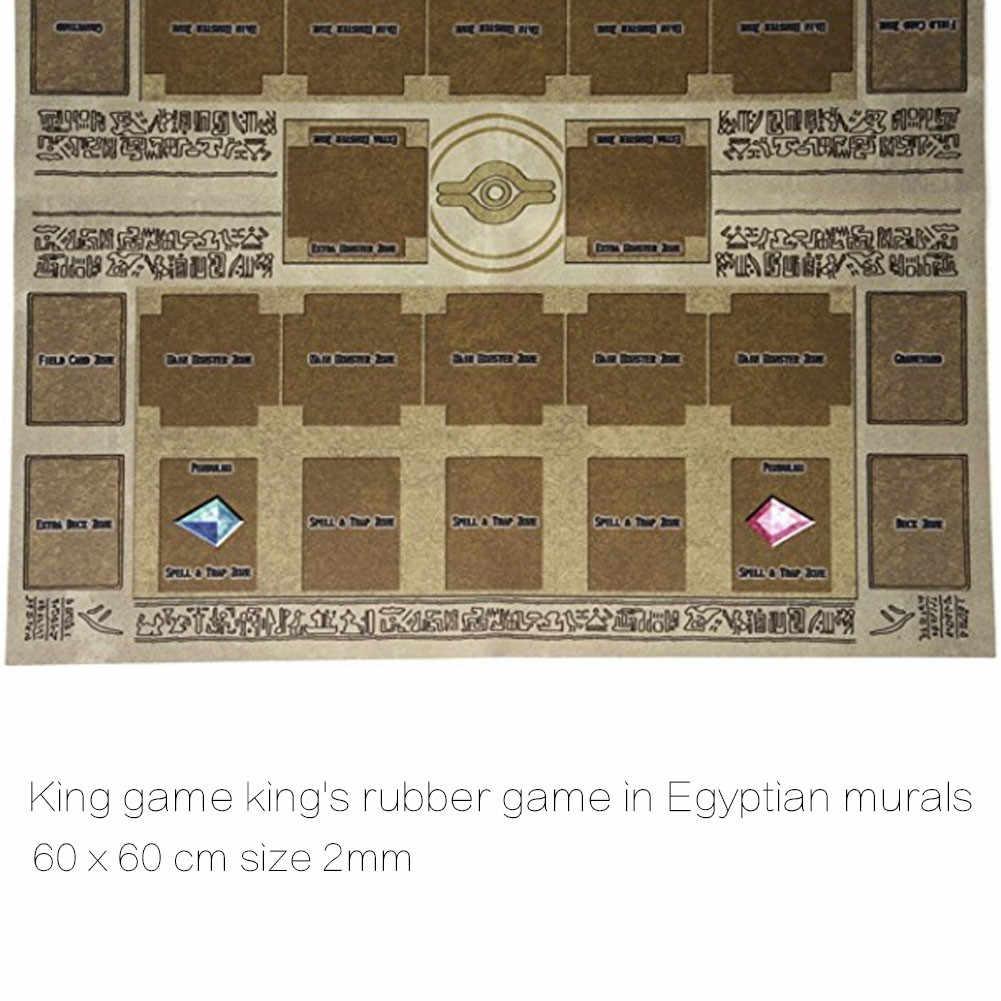 Резиновый мат 60x60 см Galaxy Стиль конкуренции коврик, коврик для игр для yu-gi-ой карты