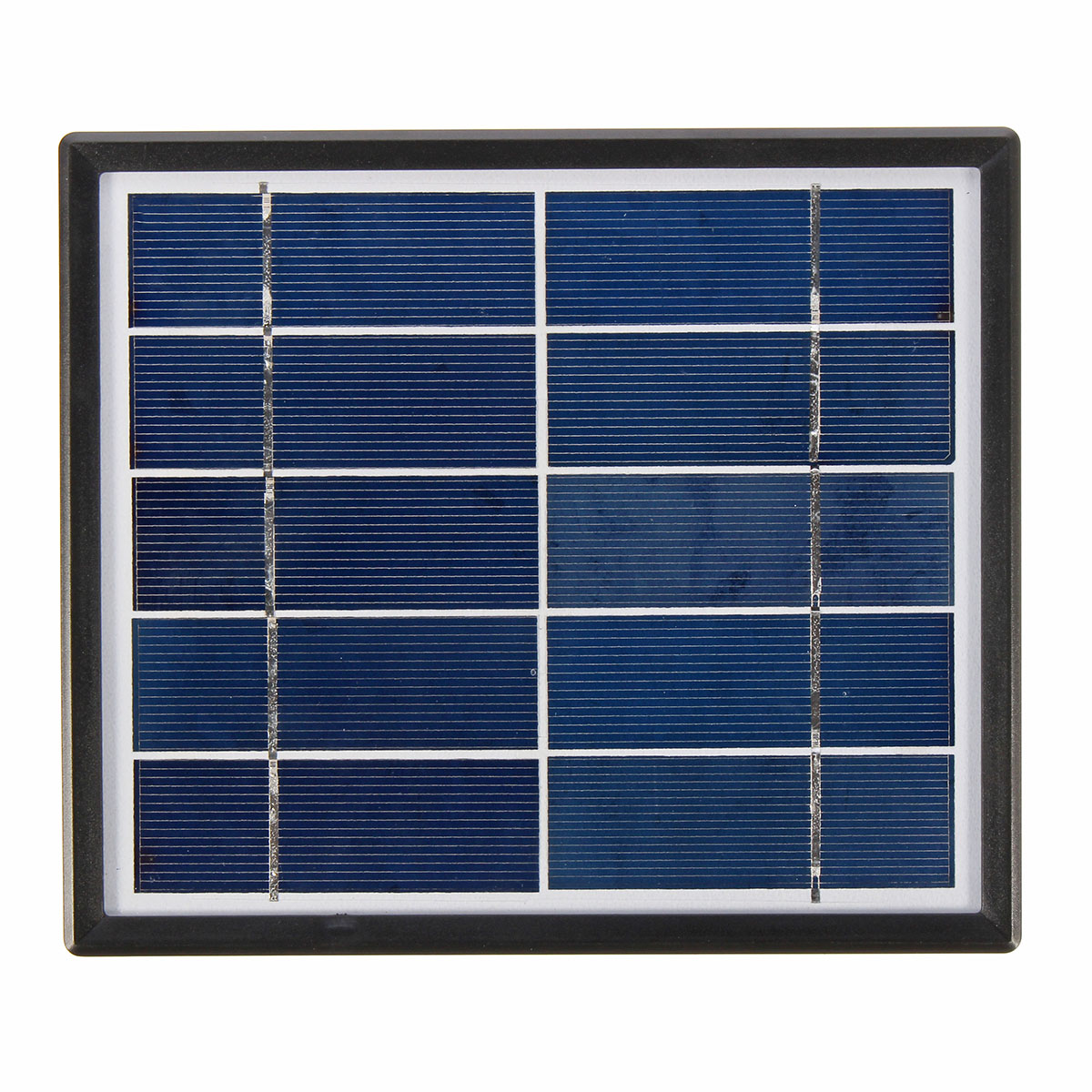 Solar Panel Polycrystalline 5V 3W Solar System DC Interface Rechargable