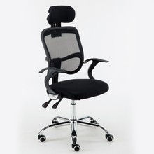 Computer Office Chair Household Electric Competitive Ergonomics Network Cloth Lifting and Lounging Staff