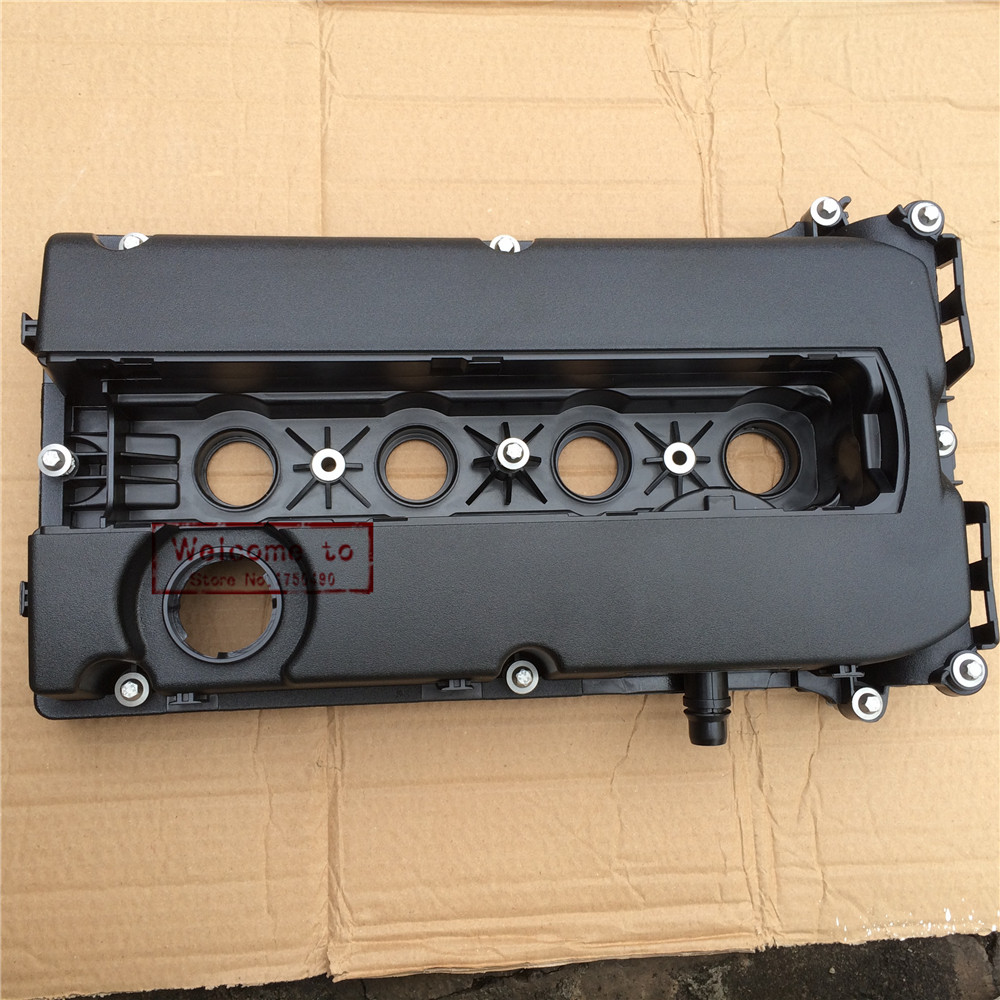 цена на Brand New Engine Valve Cover 55564395 689045057 55558673 with Screws & Gasket For Chevrolet Chevy Cruze Aveo 1.6L Saturn Astra