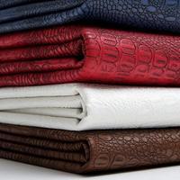 50x132cm Crocodile Leather Upholstery Furniture Fabric Holographic Kunstleder Simili Cuir Lederimitat Stoff A Skin Material