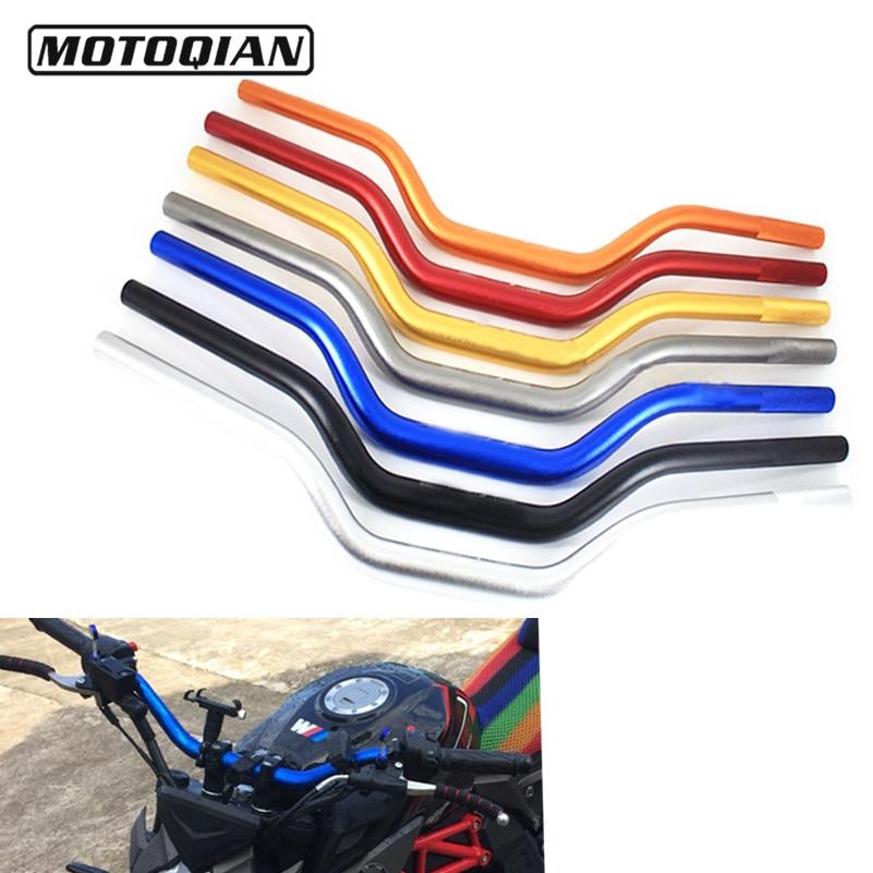 Motorcycle Handle Bar Handlebar Handle Grips Metal For KAWASAKI Z1000 Z900 Z800 Z750 Z650 Z300 Z250