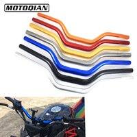 Motorcycle Handle Bar Handlebar Handle Grips Metal For KAWASAKI Z1000 Z900 Z800 Z750 Z650 Z300 Z250 72cm 7/8'' 22mm