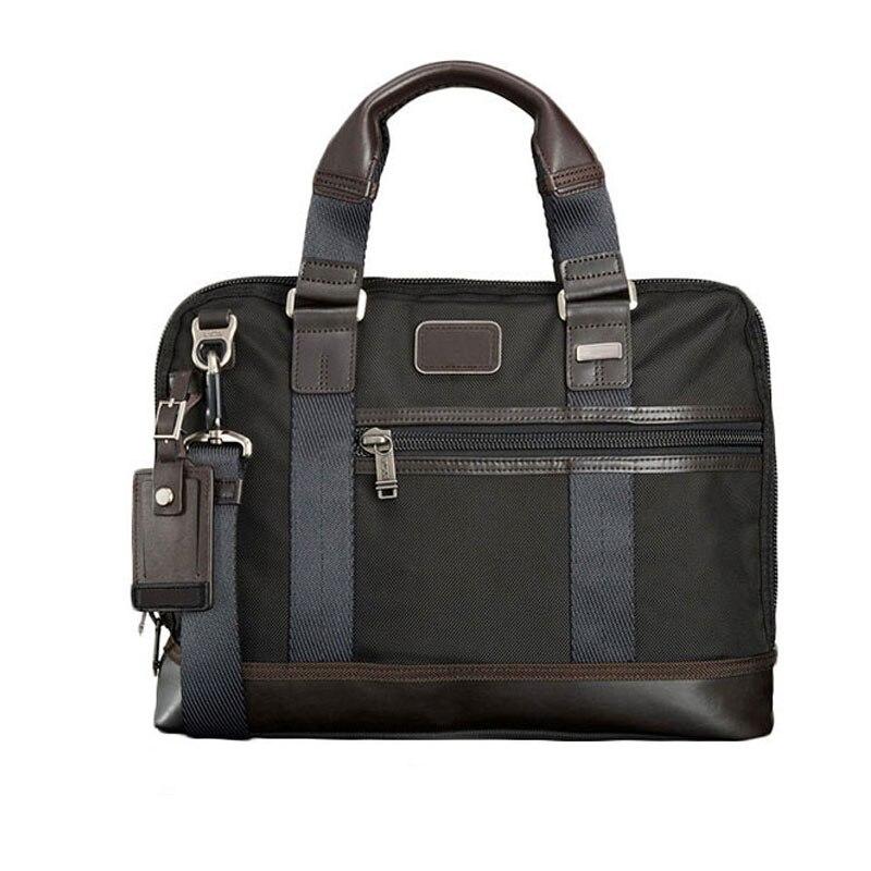 Znane marki teczki torba na ramię w stylu vintage torba na biznesowe torby listonoszki komputer Laptop torebki w Teczki od Bagaże i torby na  Grupa 1
