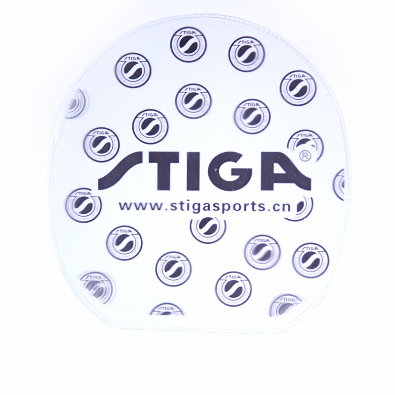 2 Pcs STIGA Table Tennis Protective Film Protector (Un-sticky Film) Tape Accessories Set Ping Pong Tenis De Mesa