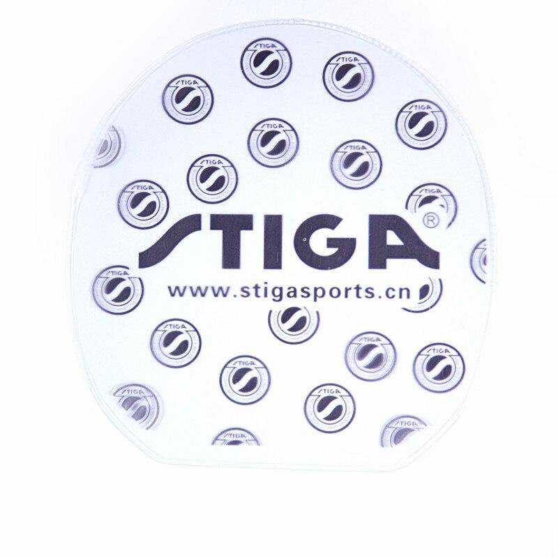 2 uds STIGA Protector De película protectora De Tenis De Mesa (película antiadherente) Juego De accesorios De cinta Tenis De Mesa