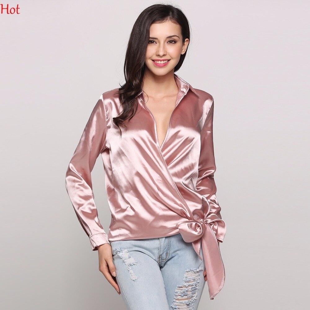 Sexy ladies blouses