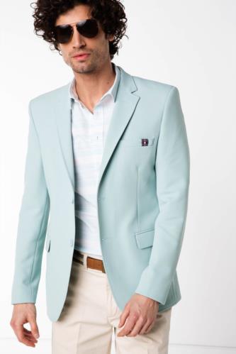 Green Mens Jacket