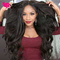 8A Brazilian Virgin Hair Glueless Full Lace Human Hair Wigs Lace Front Human Hair Wigs Body Wave With Baby Hair For Black Women