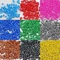 1000 Шт./компл. 3D Творческий Многоцветный 5 ММ Шарики Головоломки Magic Пластиковые Бобы Мультфильм Головоломки Детские Игрушки Детские Развивающие Игры Подарки