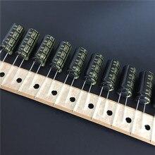 50 шт. 2200 мкФ 10 В suncon (sanyo) WA серии 10×20 мм низкий импеданс долгий срок службы 10v2200uf Алюминий электролитический конденсатор