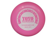 YOYO DREAMER 27cm DIA 175g weight sports flying disc professional sports flying dish Beach flying disc (Pink & Blue color)