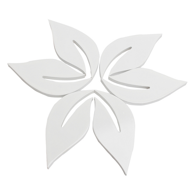2016 hot removable 3d leaves wall sticker leaf art design home room office decal decoration diy aliexpresscom buy office decoration diy wall