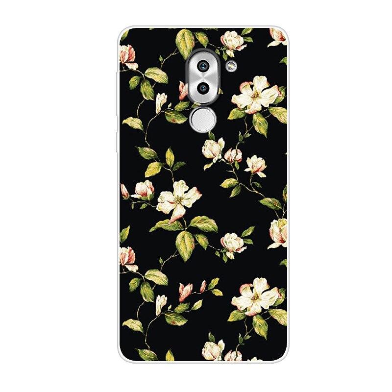 For Huawei Honor 6X Case Honor 6 X Silicone փափուկ հետևի - Բջջային հեռախոսի պարագաներ և պահեստամասեր - Լուսանկար 5