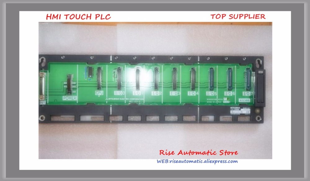 A1S series PLC Module A1S38B substrate 8 slots New Original new original main substrate q33b