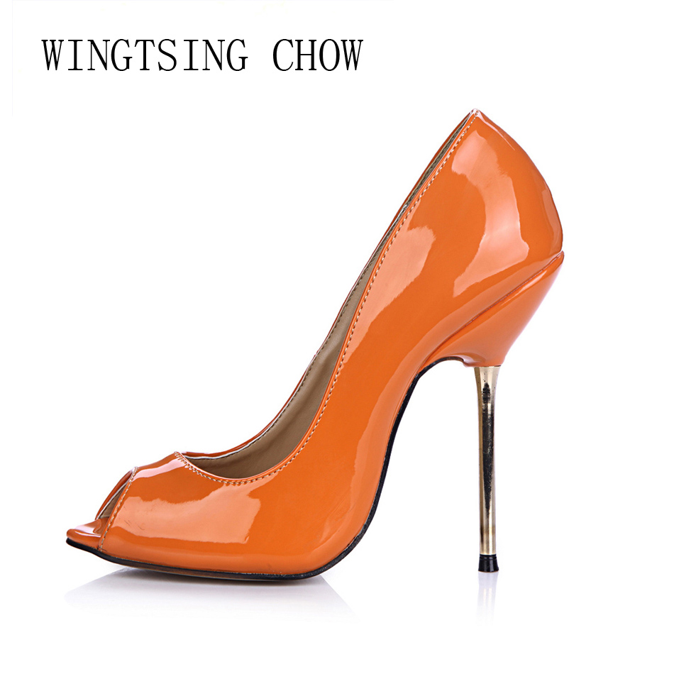women sexy super high heels platform shoes 2015 elegant red bottom cross strap pumps ladies wedding stiletto shoes mujer zapatos 2016 New Black Sexy Party Shoes Women Peep Toe Stiletto High Heels Shallow Concise Ladies Pumps Zapatos Mujer Plus Sizes 3845-a7