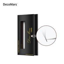 DeceMars наращивание ресниц s русский объем 3D 4D 5D 6D 10D предварительно вентиляторы, 0,07, C локон наращивание ресниц одной длины