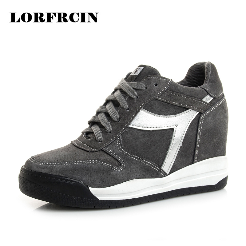 ФОТО 2017 Fashion Flats Women Trainers Breathable Sport Woman Shoes Genuine Leather Casual Outdoor Walking Shoes Size 31-39
