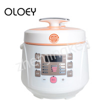 Electric Pressure Cooker Multifunction Reservation Mini Rice Cooker Stew 2L Non-stick Pan Fully Automatic LCD Intelligent Quick tonze mini rice cooker 2l 220v small electric cooker for 1 3 people fully automatic