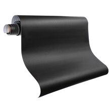 Горячая Распродажа Съемная доска x 60 см 200 стены винила стикеры доске наклейка Peel Stick,доска наклейка