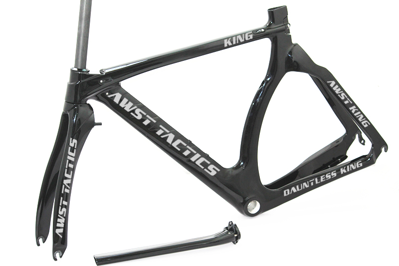 Carbon Road Bike Frame TT Bicycle UD Matt Time Trial Triathlon Cycling Race Bike TT Carbon Road Frame Bike