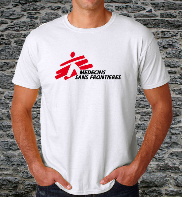 2018 New MenS MSF Medecins Sans Frontieres Doctors Without Borders