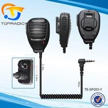 Push To Talk Speaker Microphone For Yeasu FT-10R FT-40R FT-50 FT-60 VXT-10 VXT-20 VXF-1 VX-8GR 3.5mm2 Way Radio Handheld Headset