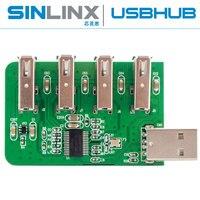 Free Shipping A31 A20 A10 4412 Imx6 Development Board HUB USB